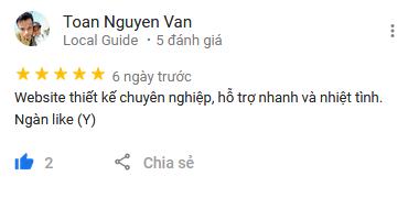 Mr Toàn review